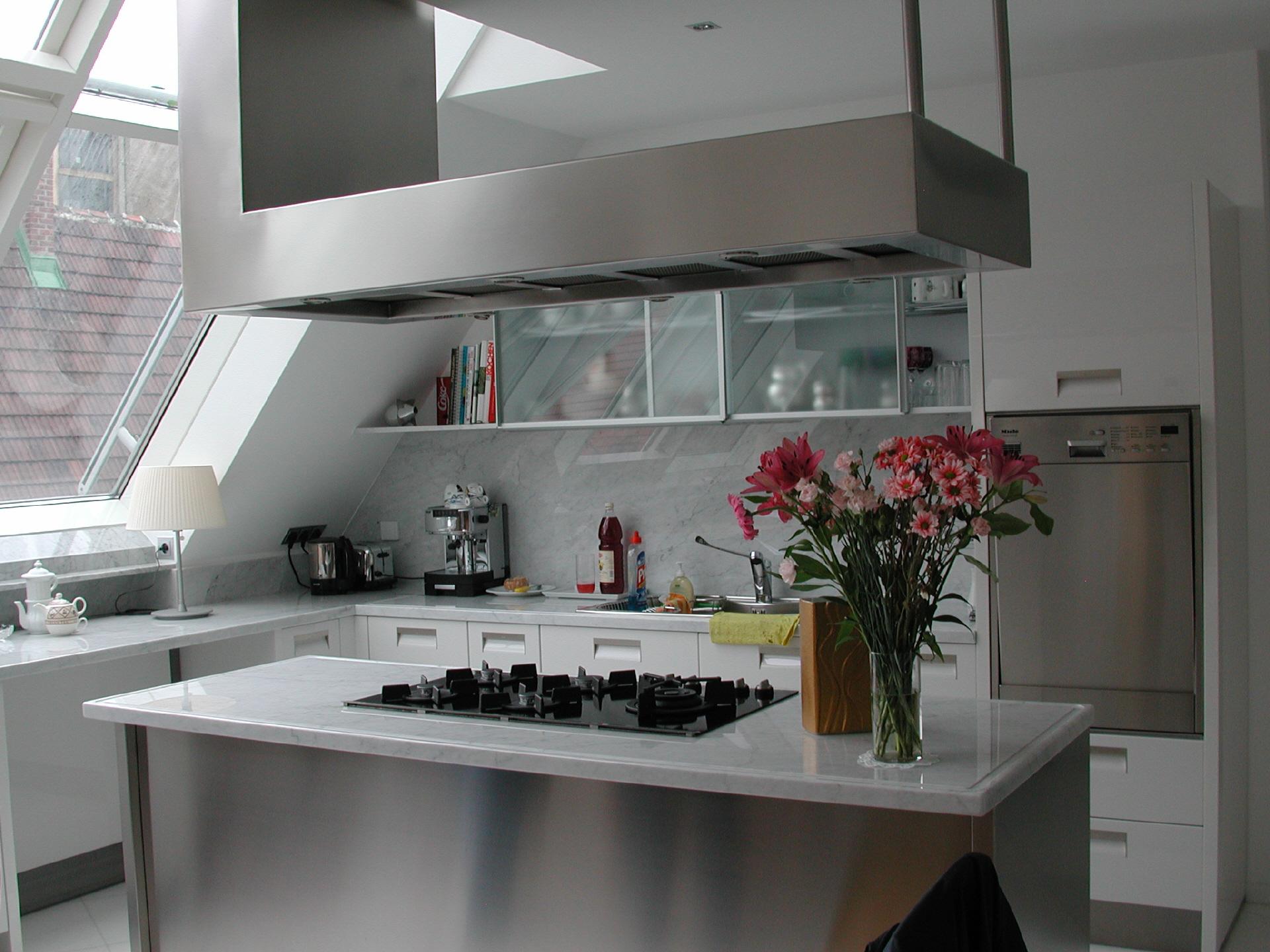 Küchen Aus Edelstahl  Haus Design Ideen